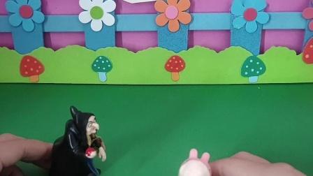 益智玩具:你们愿意让巫婆把乔治变回来吗?
