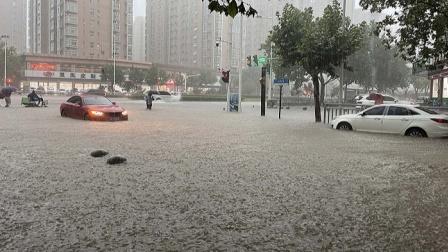 暴雨当晚涨到2888元!郑州一酒店被罚50万