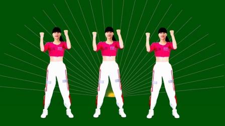 每天30分钟健身操《傻女人》排湿气减赘肉,简单有效快速瘦全身