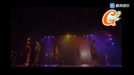 Girls²-《チュワパネ!》LIVE的演出