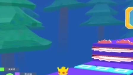 趣味小游戏:比赛开始啦 可我怎么也跑不到终点