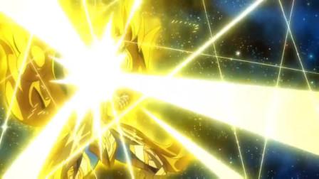 记忆中的黄金圣斗士