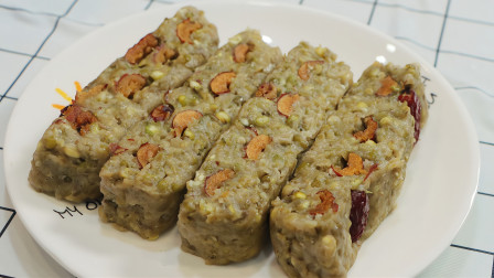 夏天要多吃绿豆,教你一个新吃法,做法简单,清热解暑