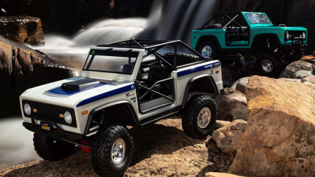 Axial 推出 SCX10 III Early Ford Bronco 车型