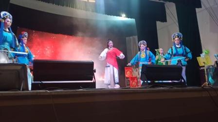 龙海市金铭芗剧团《驸马投番》游街