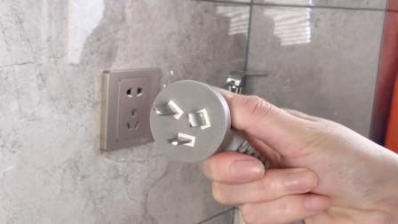 电工知识:热水器漏电,电人太危险,怎样才能避免触电?教你一招,不留隐患