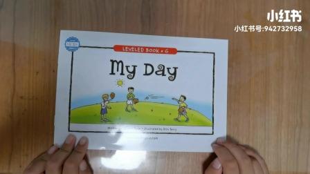英文绘本日常阅读|《My Day》