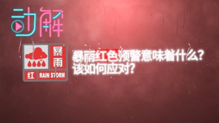 暴雨袭城:红色预警意味着什么?该如何应对?