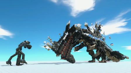 生物对战模拟器:远古神兽大乱斗