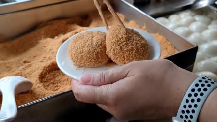 广东靓女18岁开始创业,15年来只卖麻薯,一天煮2锅,月赚6000!