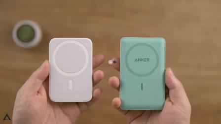 MagSafe外接电池 VS 国产磁吸式充电宝:差价高达600元!