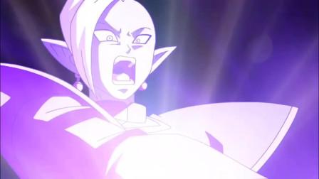 龙珠: 最强破坏神比鲁斯当保姆!再强也得带孩子!
