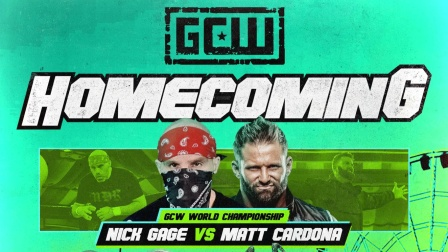 GCW 2021.07.25 Homecoming Weekend 归途周末 第一日 1080P