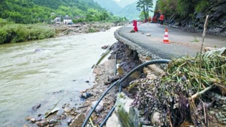 预警来了!浙江8个县(区市)发生山洪灾害可能性很大