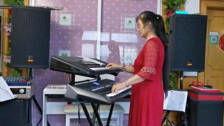 《最亲的人》双电孑琴演奏2021.7.25.🌺😌🌷😌