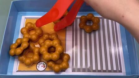 趣味童年:做甜甜圈了