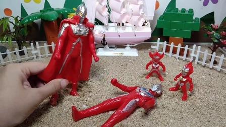 少儿玩具:蜘蛛侠为什么打奥特曼?