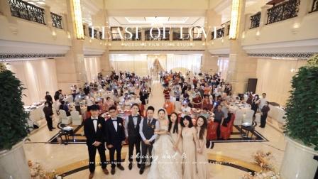 TongStudio瞳影像出品 | Mr Zhuang + Mr Li · 中海凯骊酒店