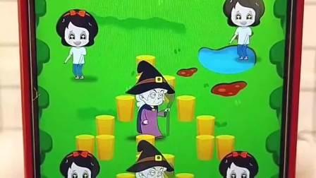 趣味小游戏:要怎么困住老巫婆呢