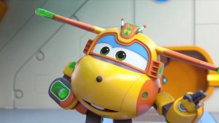 【超级飞侠9】宠物们乱作一团,原来是巴奇在研究蜜蜂式飞行
