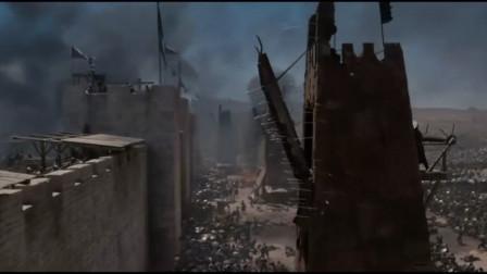 冷兵器经典攻城战,这才是重武器