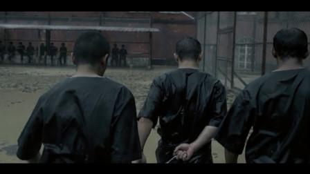 印尼爆燃动作片,监狱里的混战
