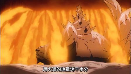 火影忍者90:忍者联军之术!壮观