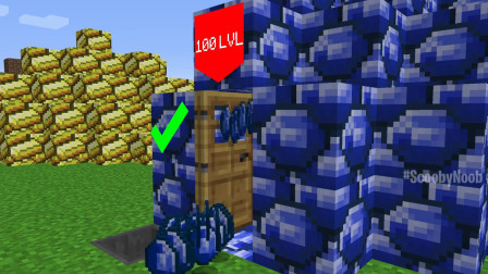 我的世界动画-菜鸟的方块解锁