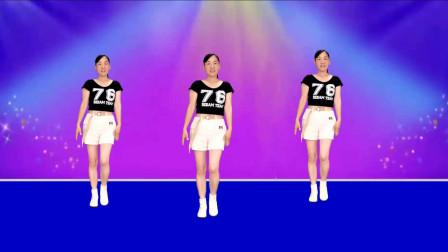 动感广场舞《等不到你的爱》32步弹跳,动感时尚好听好看