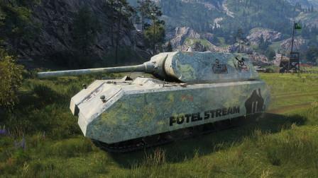 坦克世界动画:迷人的鼠爷
