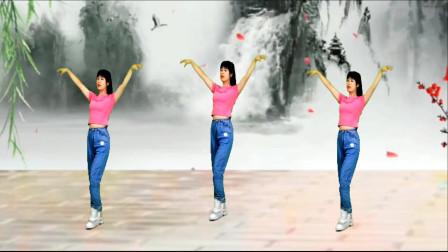 精选广场舞《最美的名字叫女人》简单优美时尚的舞蹈, 好看易学!