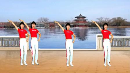 广场舞舞蹈《有缘人》优美大气好听好看,舞越跳越美!