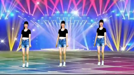 精选广场舞《四舍五入》歌曲好听舞蹈简单大方, 跟着就会跳!