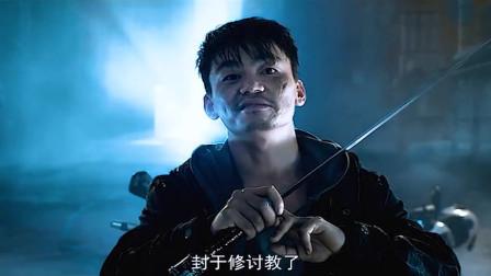 王宝强:花拳绣腿,功夫从来都是杀人技,甄子丹来战!