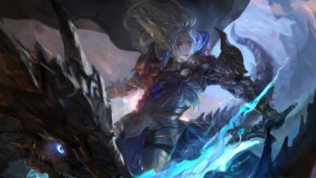 【于拉出品】DOTA IMBA第3505:直播实况,OMG万剑归宗射手天赋水刀标记龙骑士