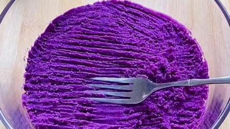 炎炎夏日,在家做个紫薯果冻,全家夸你是大厨