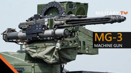 德国莱茵金属公司的MG-3机枪简单介绍(3424)