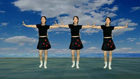 热门32步水兵舞《忘川的河》帅气洒脱,一学就会