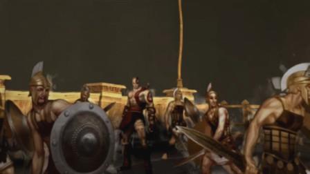 【玻璃解说】战神奥林匹斯之链 第一期