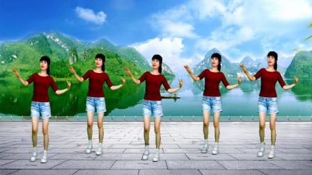 动感广场舞《梦中的太阳》节奏欢快 , 舞蹈优美, 简单易学!