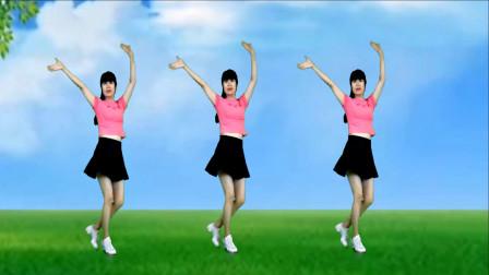 励志广场舞《梦想启航的地方》动感时尚, 好听又好看!