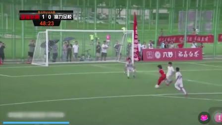 中国的足球小将,这才叫未来可期