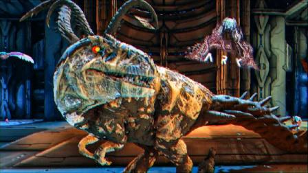 方舟生存进化 创世纪2丨09  实验题触手南巨