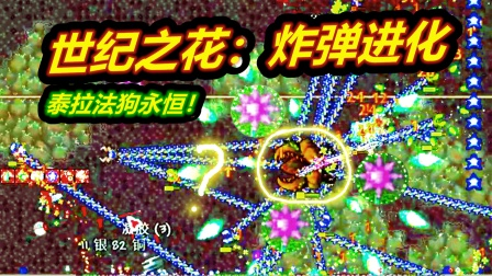 【呱】泰拉法狗模组17:世纪之花!变异成粉色炸弹狂!