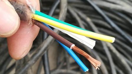电工知识:带电接线,先接火线还是零线?牢记这个顺序,带电接线就不会触电