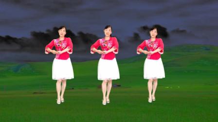 广场舞《一起走》王二妮,贺东深情演唱