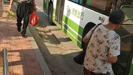 2021,7,28,17:20娄底市城乡公交车101路