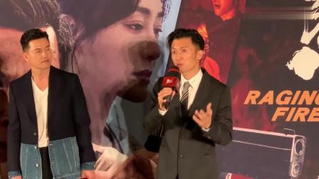 40岁谢霆锋现身活动,西装笔挺帅气十足,难怪王菲会爱上他!