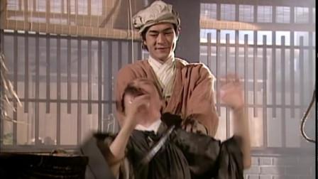 神雕侠侣:胖道士解开绳子,杨过把屎盆子扣他头上,太快人心