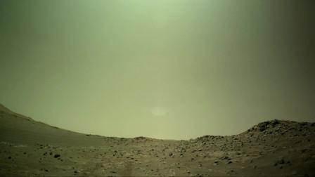 今天!毅力号火星车又为我们拍摄了火星表面